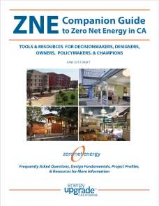 ZNE Companion Guide Cover